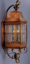 568 Covington series Lanterns