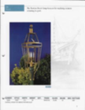 426 Series Post Lantern