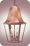 153 Iris Series Lantern