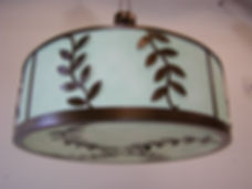 Genie House custom pendant