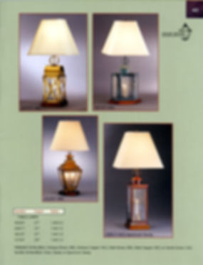 57707, 56107, 45307, 50617, Table Lamp, Table Lantern