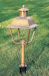 Sentinal Garden Lights Lantern