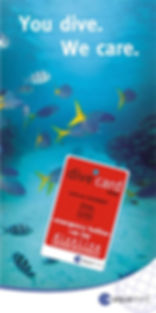 AquaMed Tauchversicherung