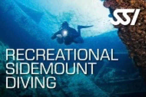 SSI Recreational Sidemount Diving
