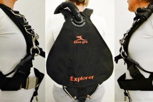 D-BC Explorer Dive Pro