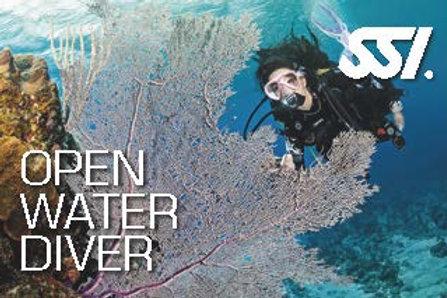 SSI Open Water Diver Kurs mit EAN Nitrox Kurs