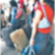 La feminización de la migración