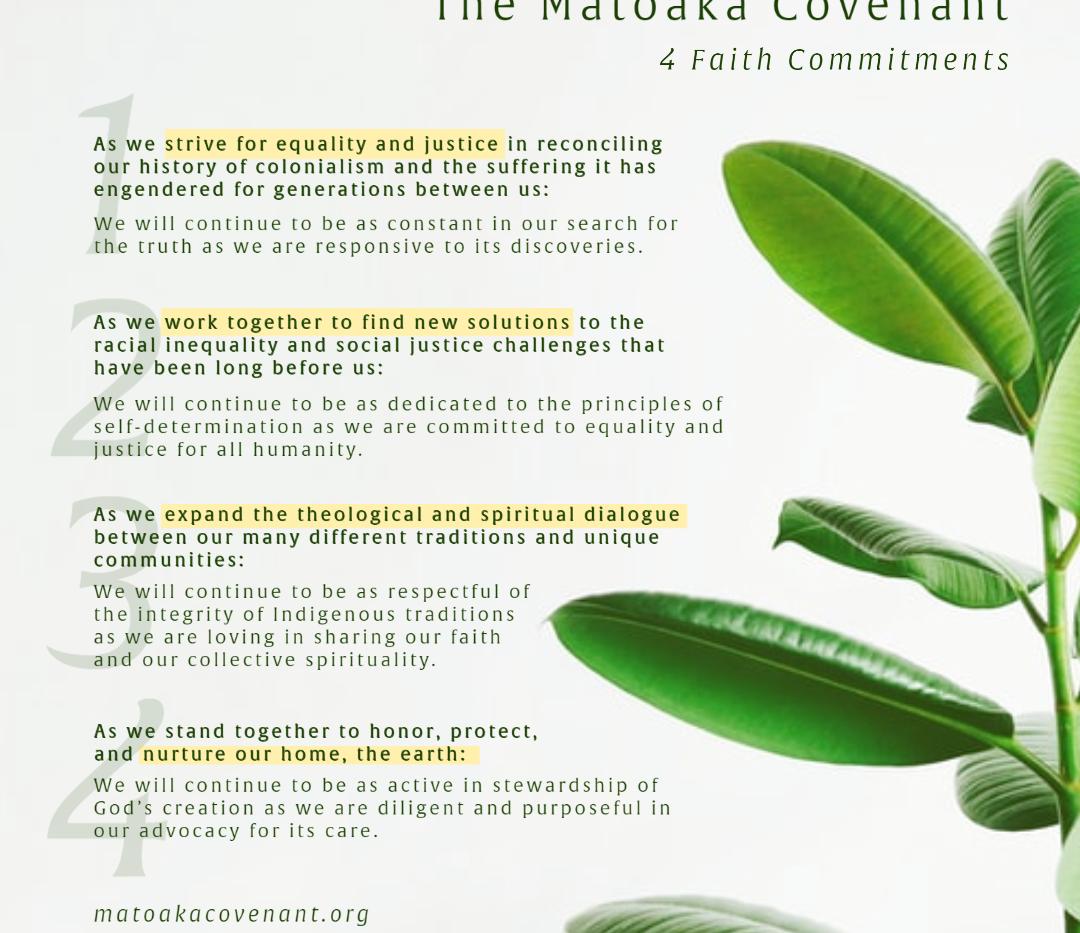 Four Faith Committments