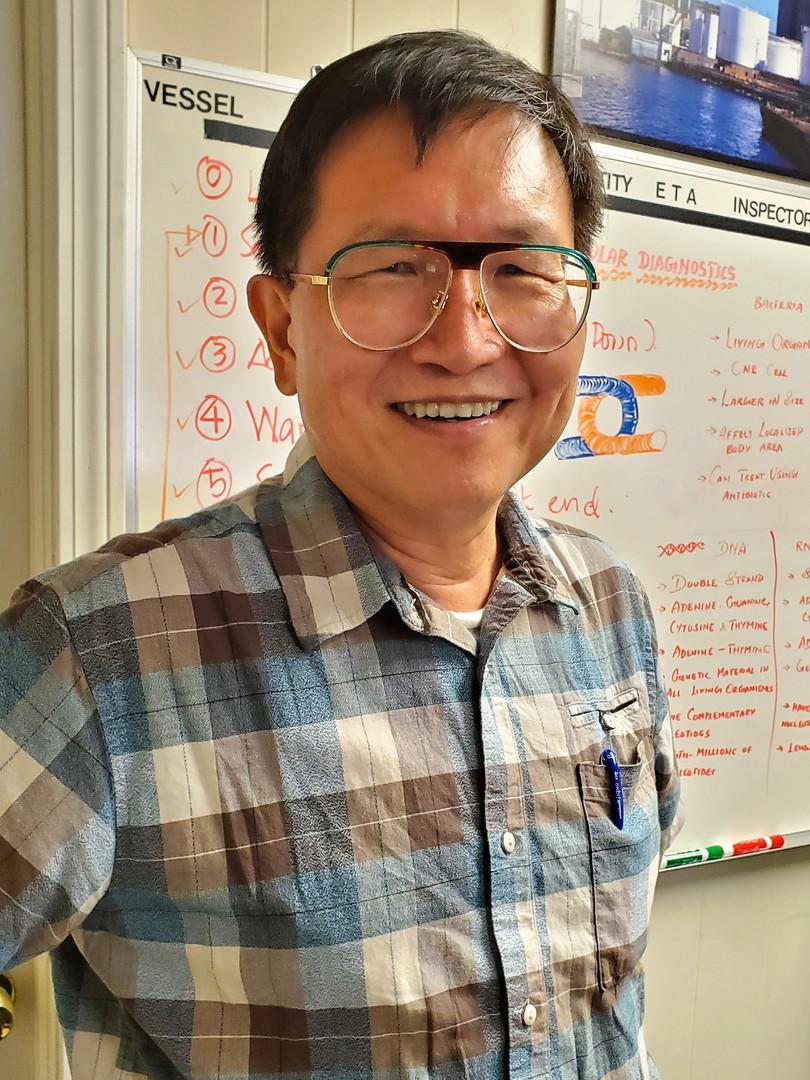 Dr. Milton Chang