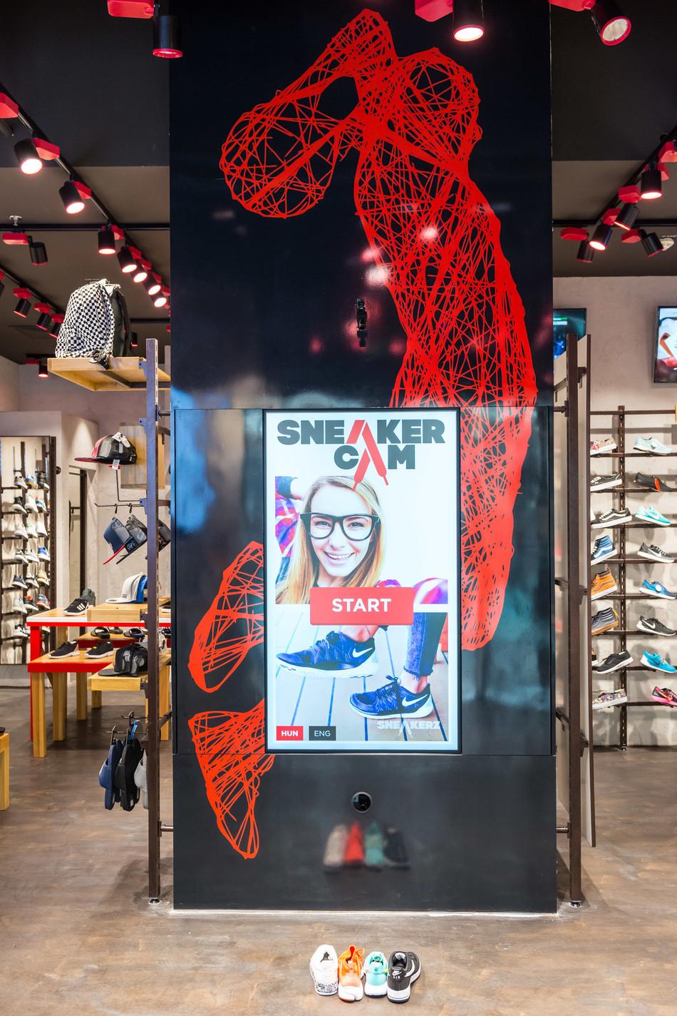 Sneaker Cam