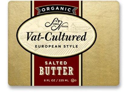 8 oz Salted Butter- organic