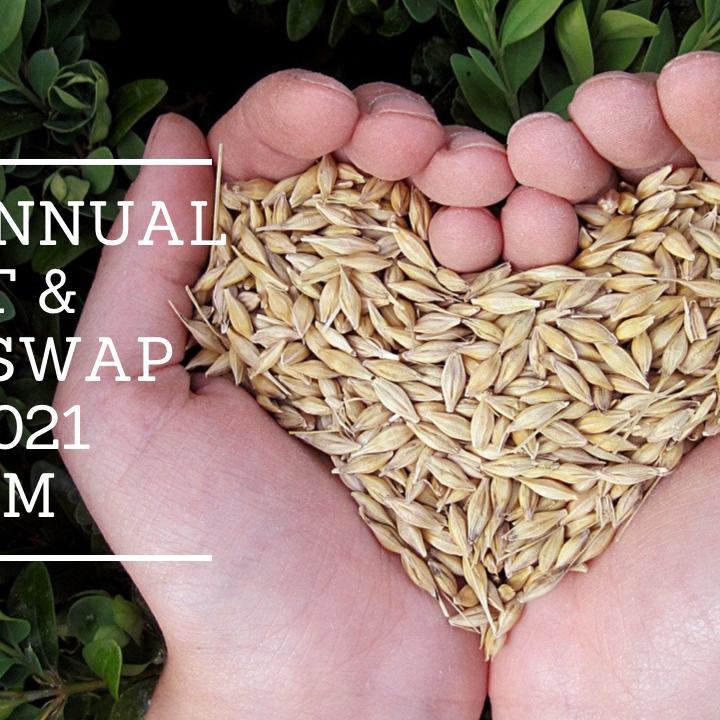 Fall Plant & Seed Swap/Sale