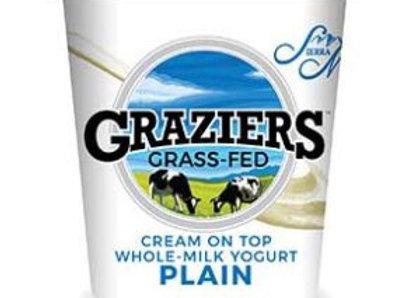 Yogurt - grass fed