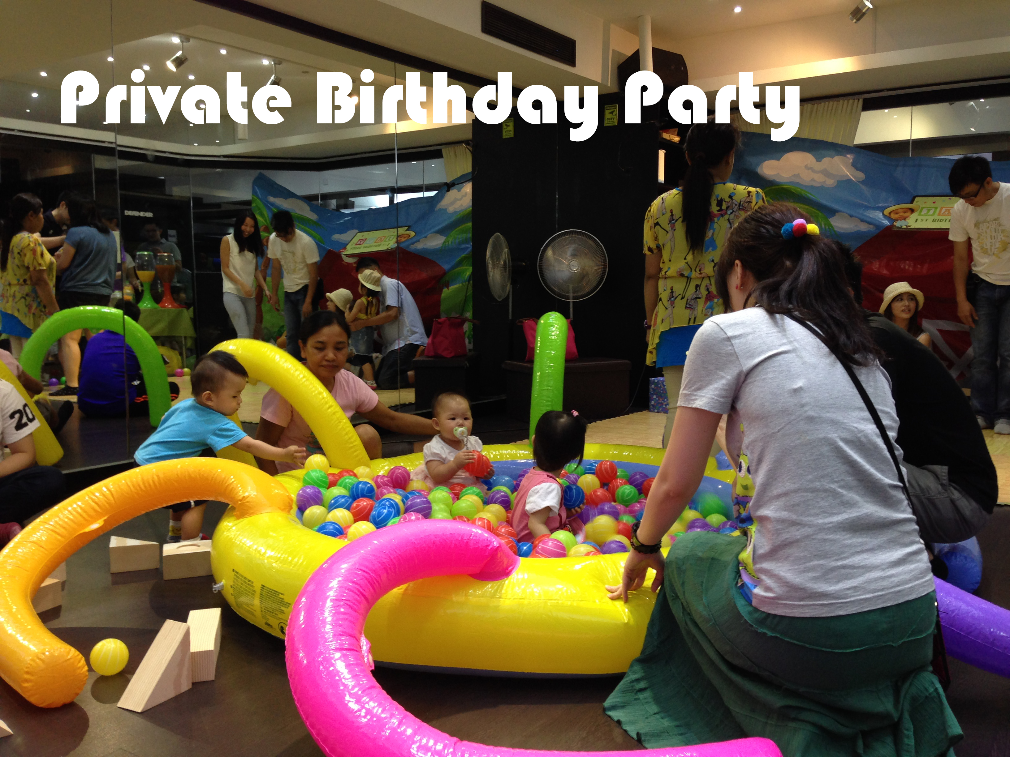 Private Bday Party