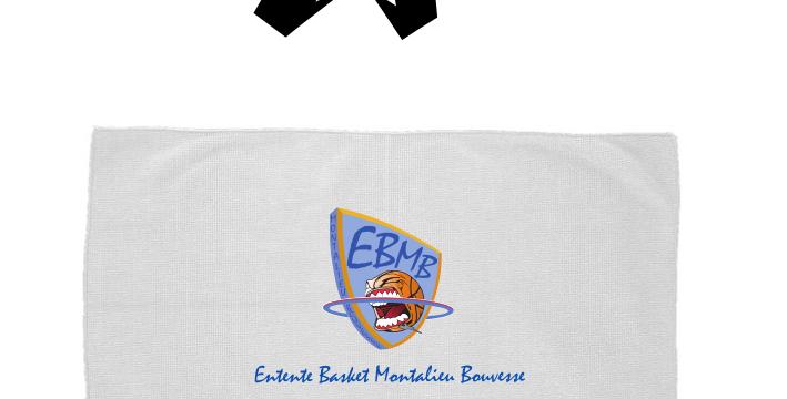 Serviette Microfibre EBMB