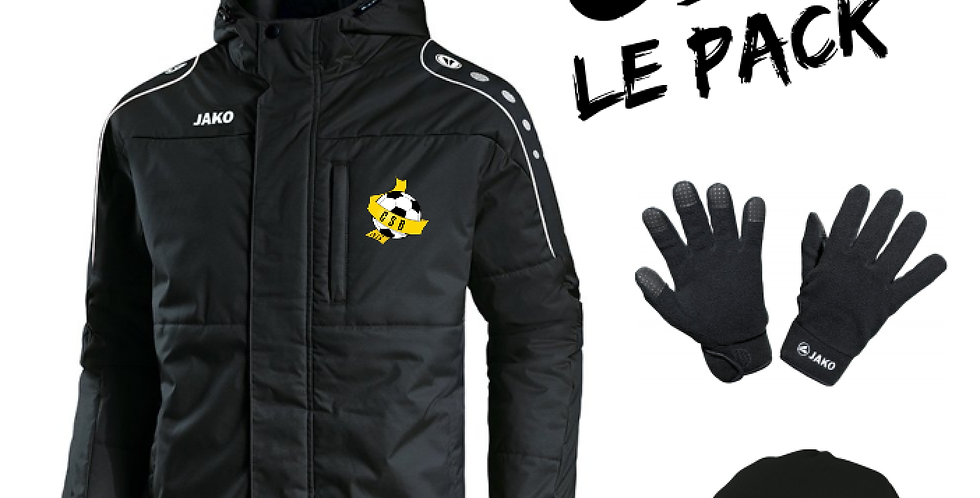 Pack GRAND FROID CSB