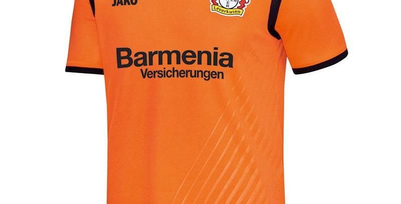Kinder Bayer 04 Leverkusen Trikot Torwart KA orange
