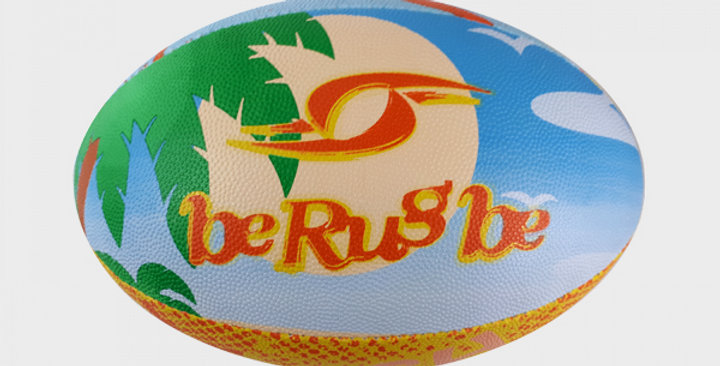 Ballon TRAINING WAVE - BE RUGBE