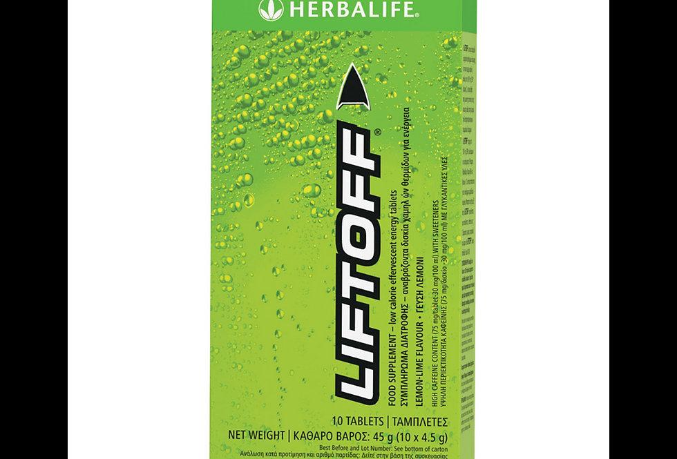 Liftoff® Citron - citron vert 10 sachets de 4,5 g