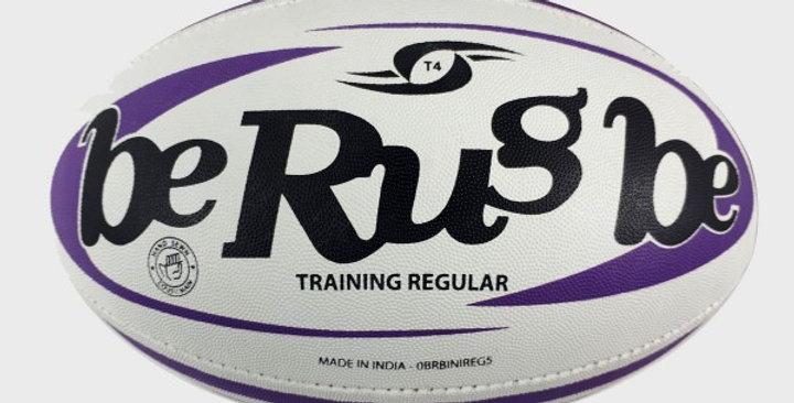 Ballon TRAINING REGU T.4 - BE RUGBE