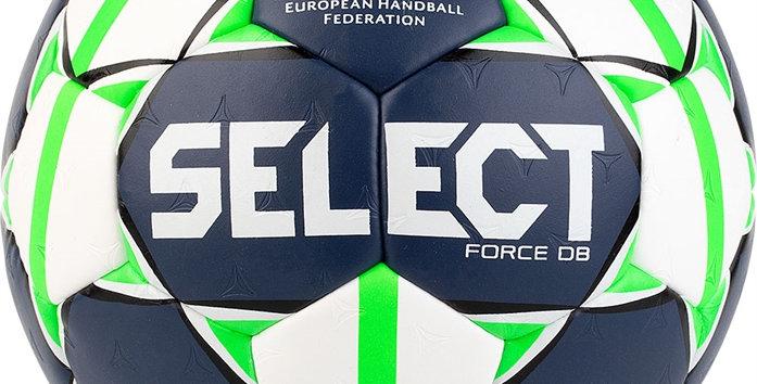 Ballon Handball FORCE DB - SELECT