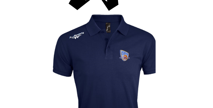 Polo Homme EBMB