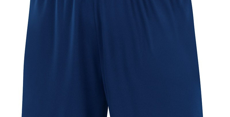 JAKO Damen Sporthose Manchester mit JAKO Logo, ohne Innenslip navy