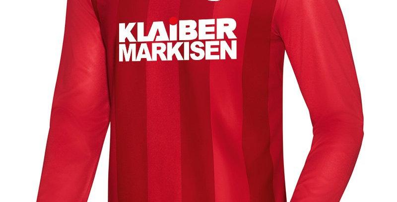JAKO Kinder Karlsruher SC TW Trikot rot-weiß