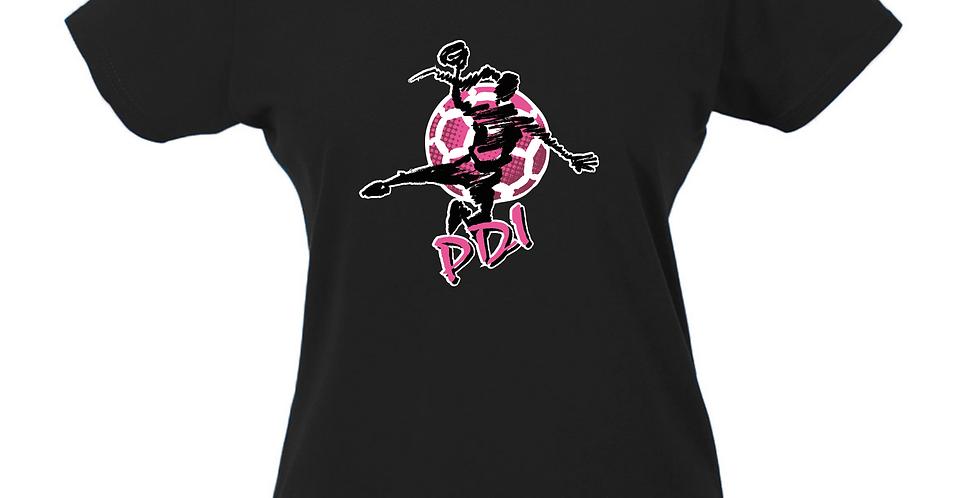 T-Shirt BLACK - PDI