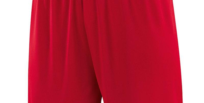 JAKO Damen Sporthose Manchester mit JAKO Logo, ohne Innenslip rot