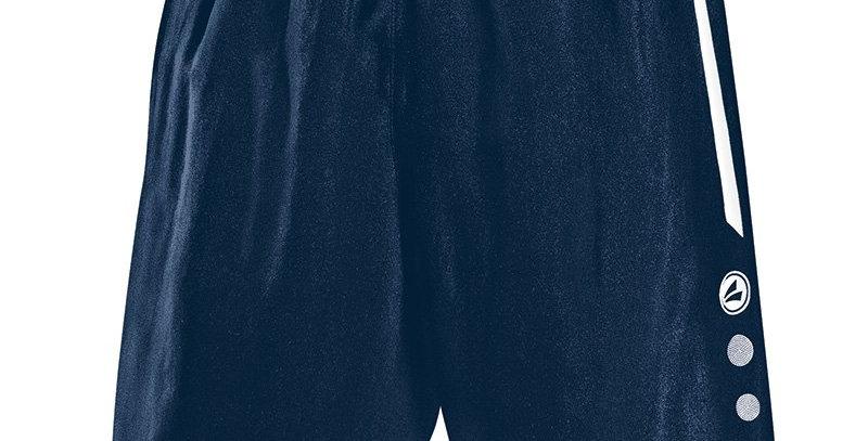 Unisex Short Turin bleu JAKO-jaune f