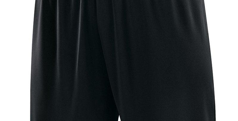 JAKO Damen Sporthose Manchester mit JAKO Logo, ohne Innenslip schwarz