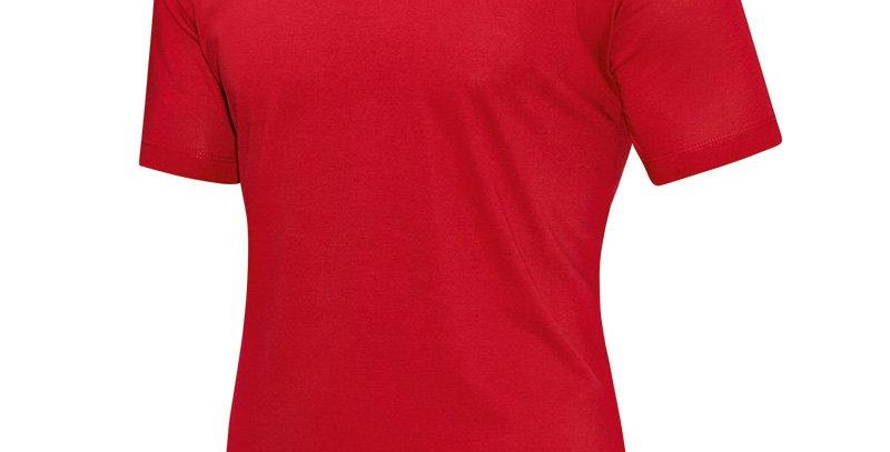 JAKO Damen Bayer 04 Leverkusen T-Shirt Premium rot A