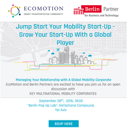 Grow Your Mobility Start-Up With a G