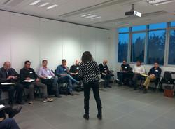 Presentation workshop