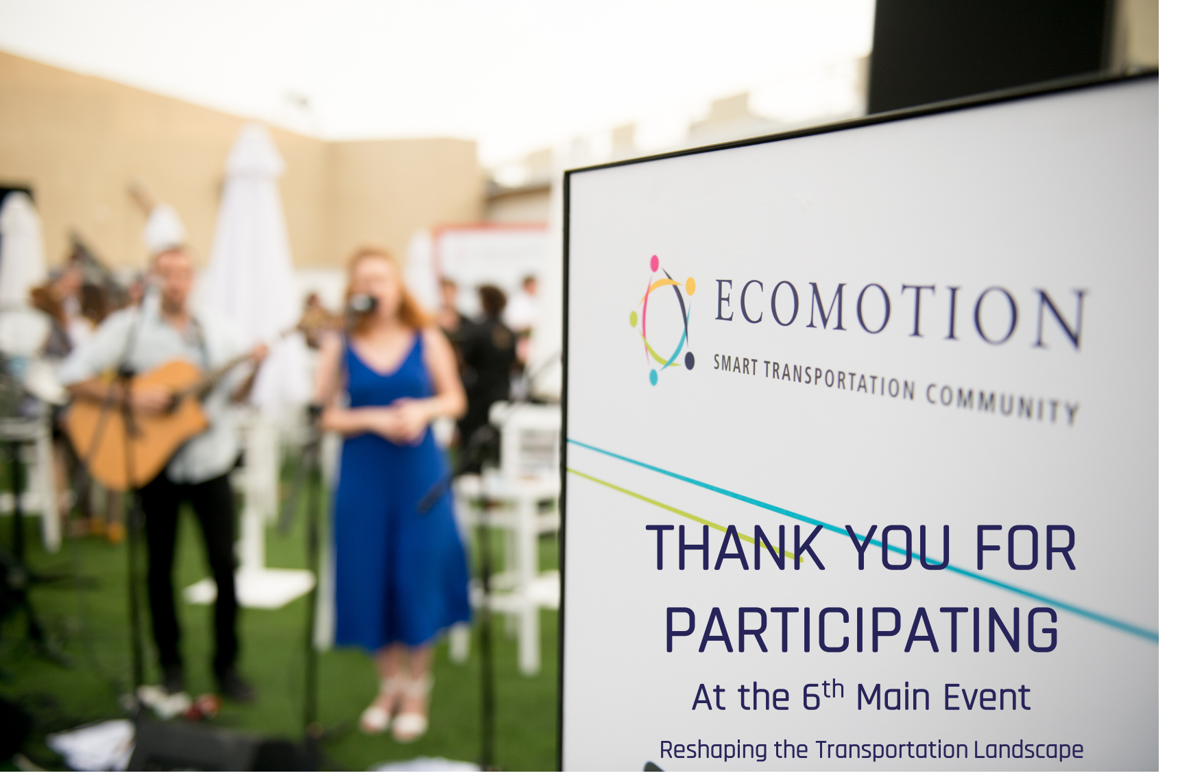 EcoMotion Thank you