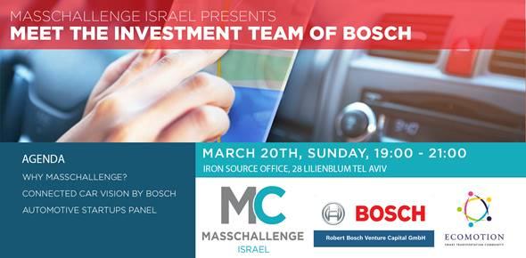Meet the Investment Team of Bosch