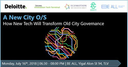 A New City O/S: How New Tech Will Tr