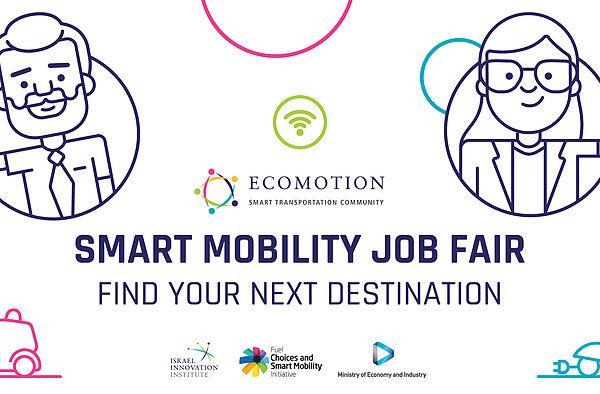Smart Mobility Job Fair  December 21