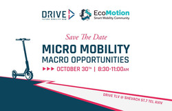 Micro Mobility – Macro Opportunities