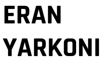 Eran Yarkoni