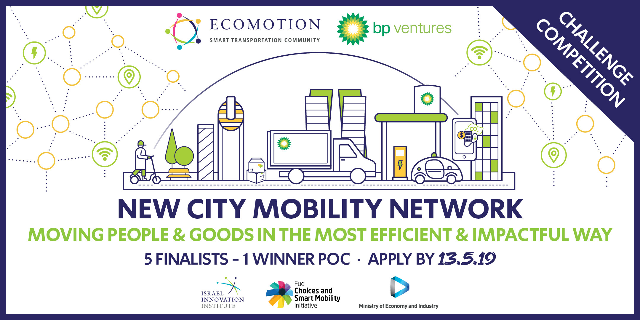 BP Challenge Competition | EcoMotion Week
