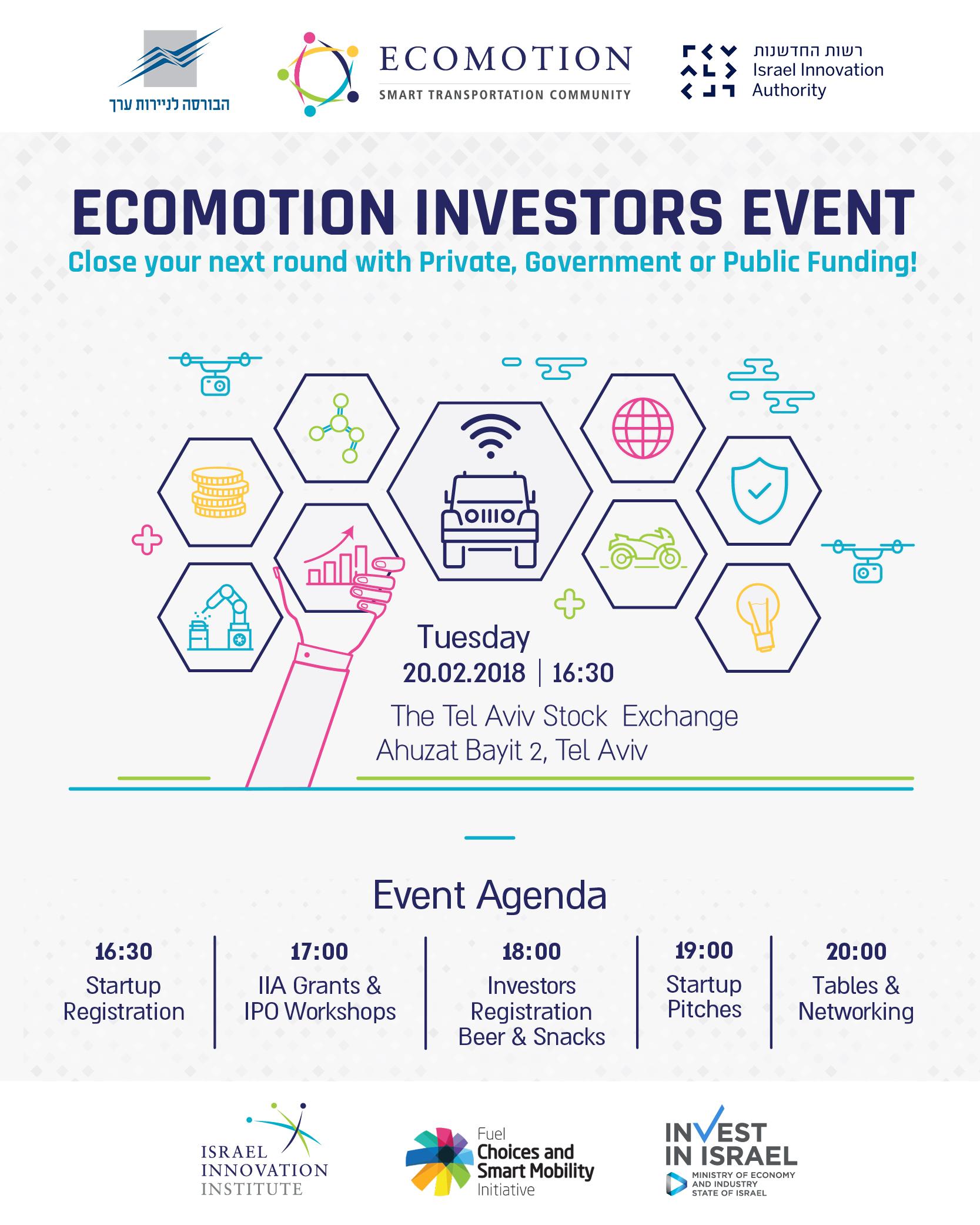 EcoMotion Investors Event