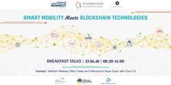 Smart Mobility meets Blockchain