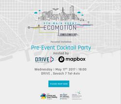 Pre-Event Cocktail