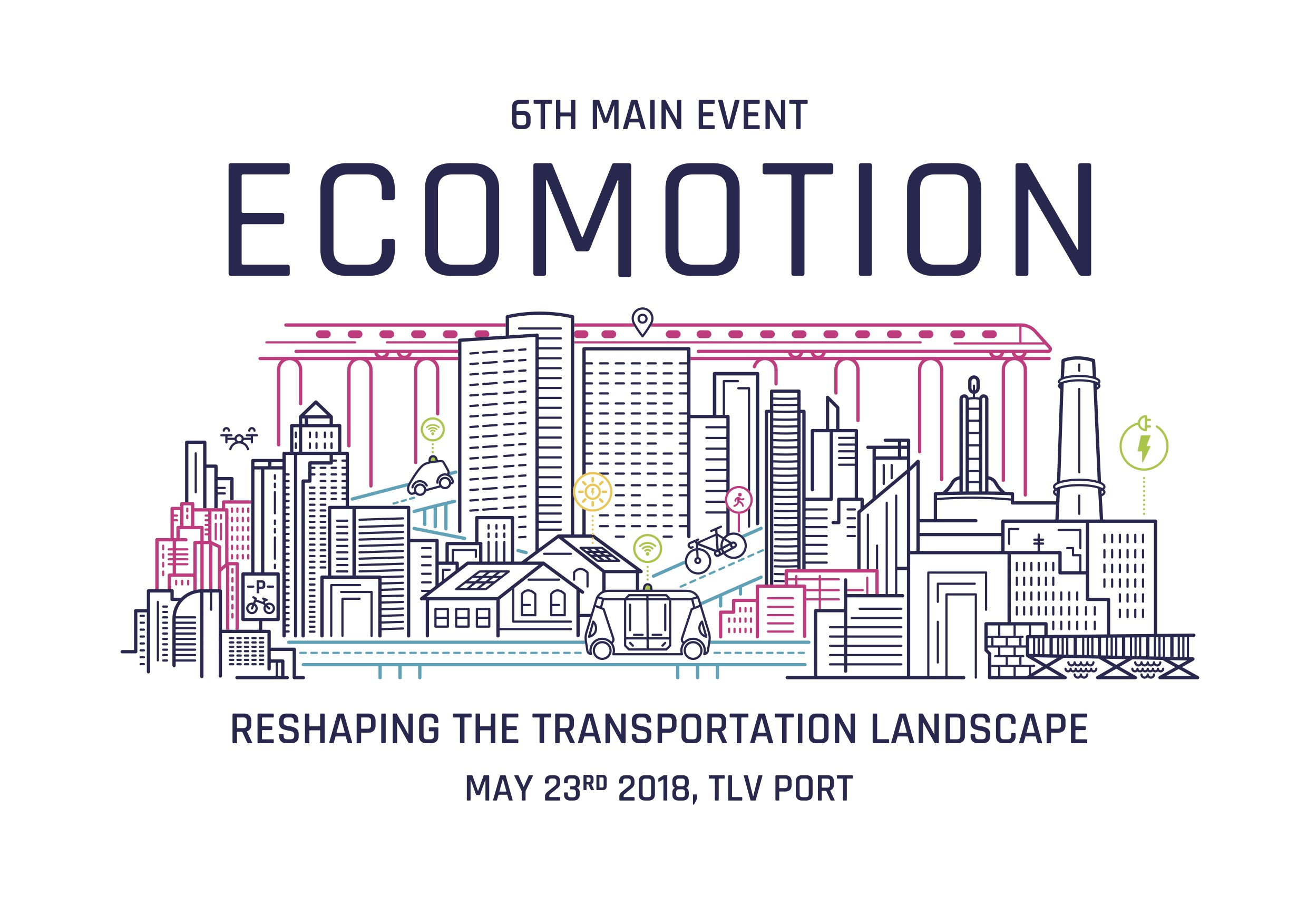 EcoMotion's 6th Main Event