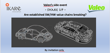 Shake up – are established SW/HW value chains breaking?