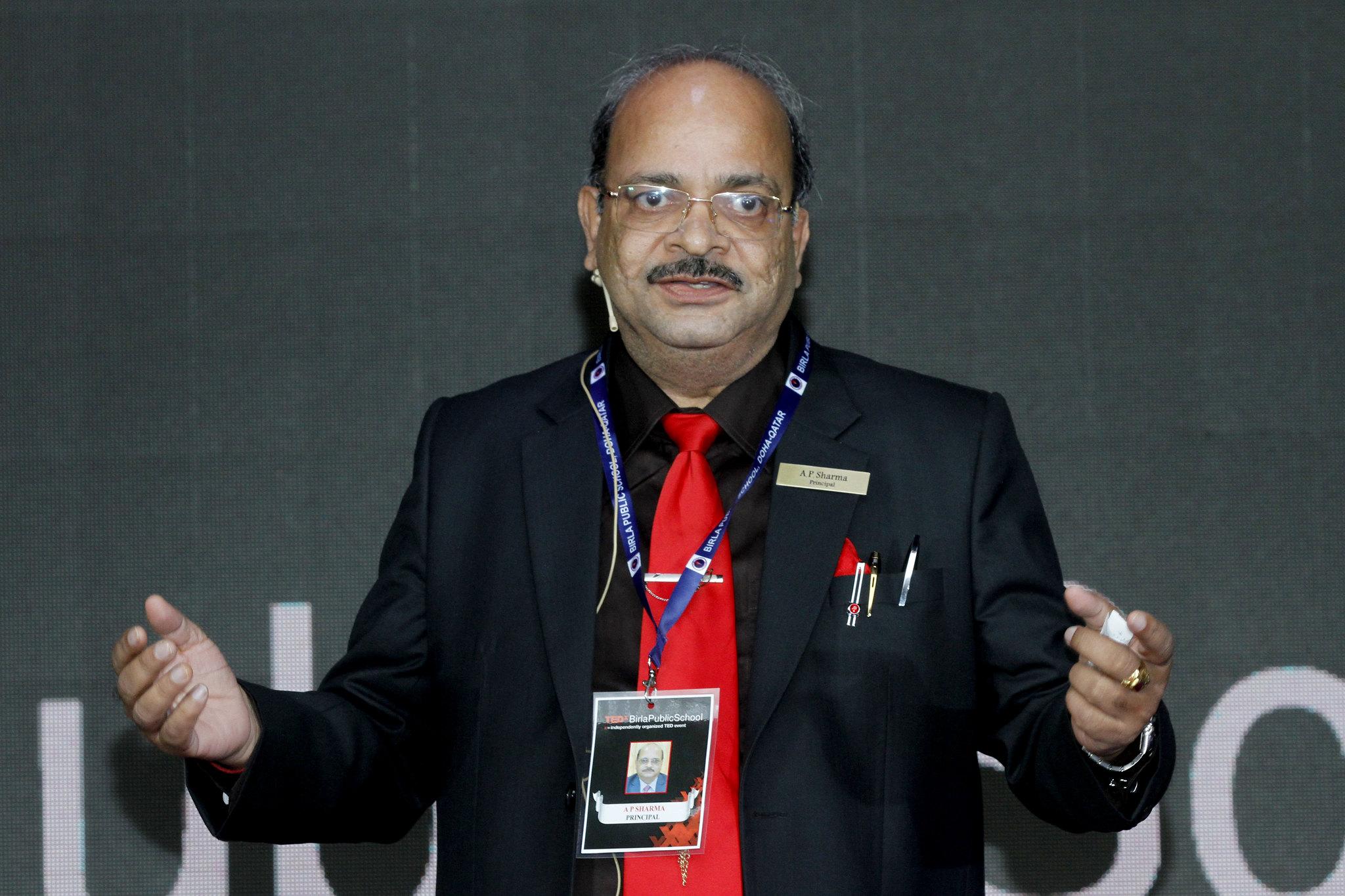 Anand Prakash Sharma