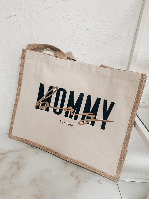 Mommybag mit Geburtsjahr