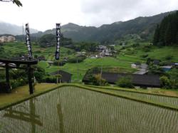 大人神社からの眺め